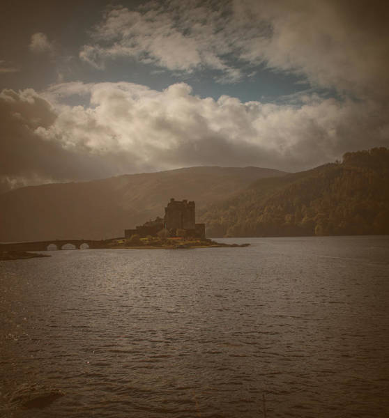 Photograph - Dreamy Castle #g8 by Leif Sohlman