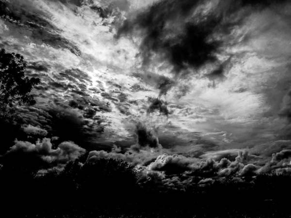Photograph - Dreamy Clouds by Louis Dallara