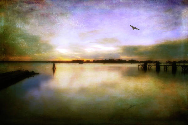 Photograph - Dreamy Sunset - Cape Cod by Joann Vitali
