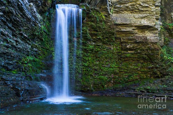 Wall Art - Photograph - Dreamy Waterfall by DAC Photo