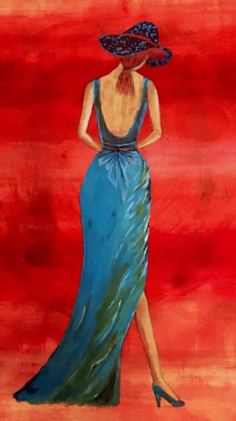 Wall Art - Painting - Dress Up by Ira Bansal