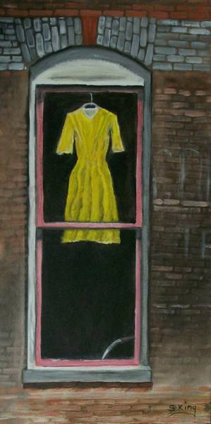 Stephen King Painting - Dress Up by Stephen King