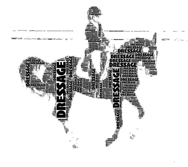 Photograph - Dressage by Alice Gipson