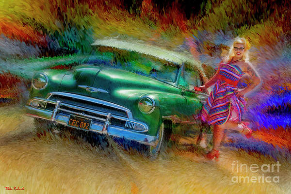 Photograph - Dressed For My Ride by Blake Richards