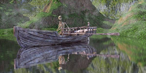 Daz Wall Art - Photograph - Drifter On The Lake by Betsy Knapp