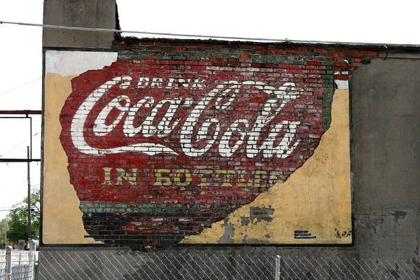 Photograph - Drink Coca Cola In Bottles 2 by David Dunham