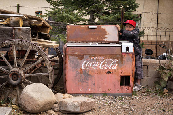 Photograph - Drink Coca-cola by Mary Lee Dereske