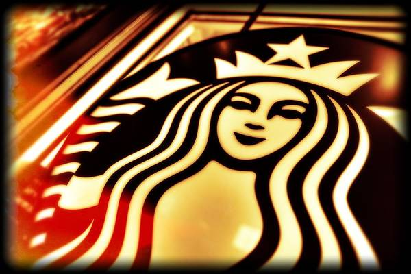 Wall Art - Photograph - Drink Starbucks by Spencer McDonald