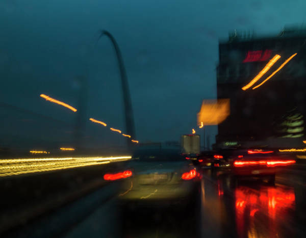 Photograph - Drive By Shooting 1 by Garry McMichael