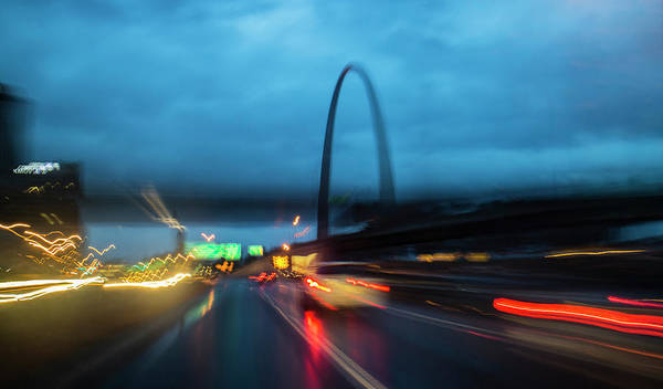 Photograph - Drive By Shooting 2 by Garry McMichael