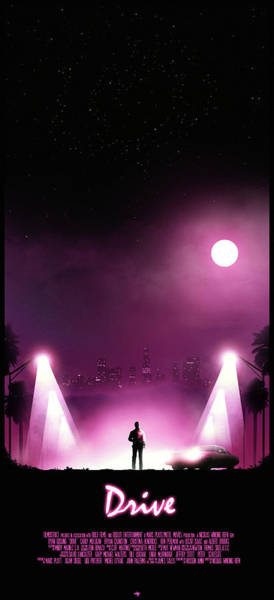 Gosling Wall Art - Digital Art - Drive by Colin Morella