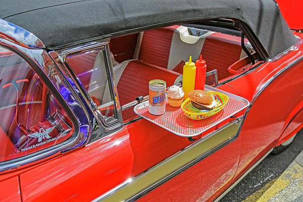 Photograph - Drive In Lunch by Dale R Carlson