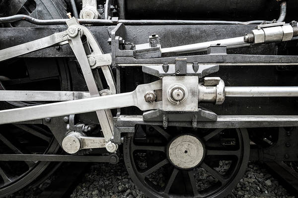 Photograph - Drive Train by M G Whittingham