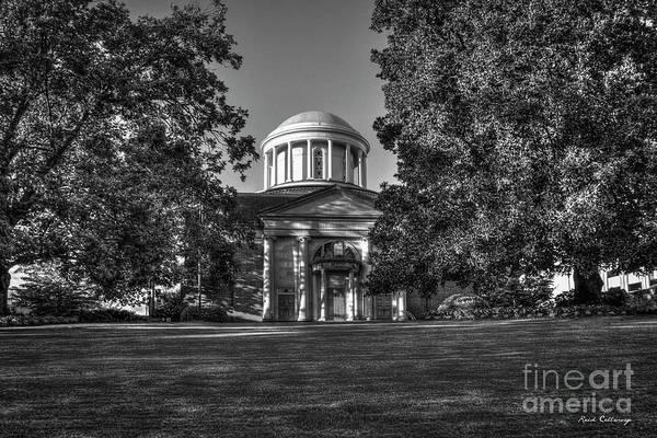 Photograph - Driving Miss Daisy The Temple Art Atlanta, Georgia Art by Reid Callaway