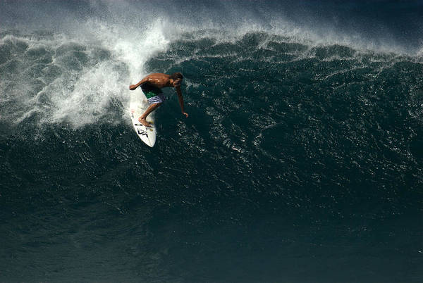 Photograph - Dropping In On Monster Pipe by Brad Scott