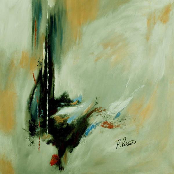 Irregular Painting - Drowning by Ruth Palmer