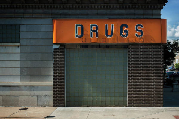 Photograph - Drugs by Bud Simpson
