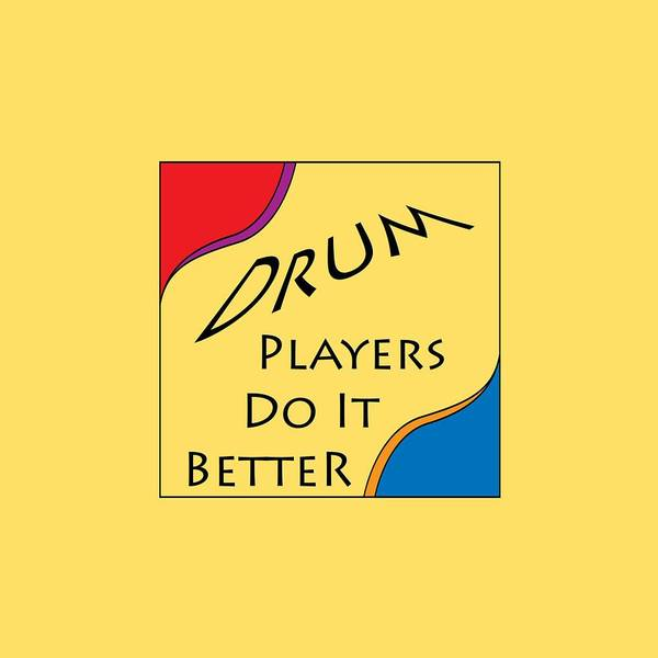 Photograph - Drum Players Do It Better 5648.02 by M K Miller