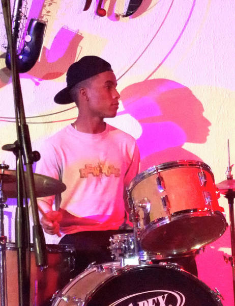 Photograph - Drummer by Jessica Levant