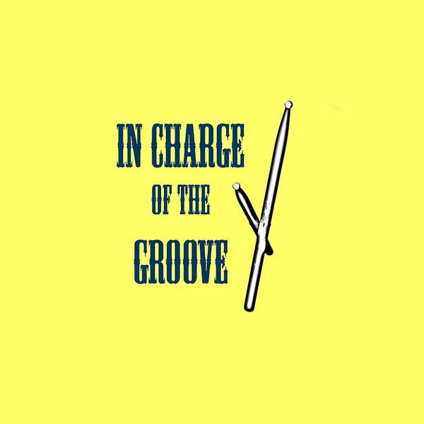 The Mac Wall Art - Photograph - Drums In Charge Of The Groove 5529.02 by M K Miller