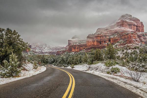 Boynton Photograph - Boynton Canyon Road by Racheal Christian