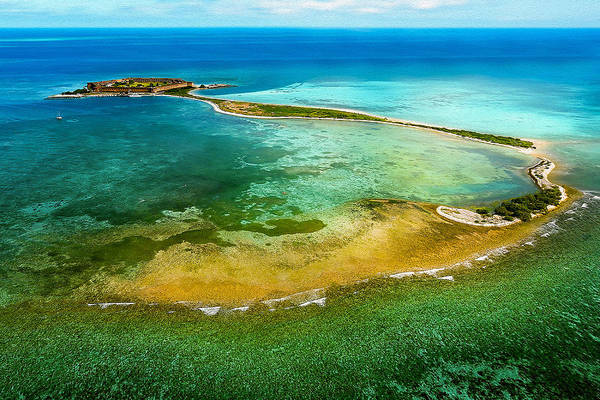 Photograph - Dry Tortugas by Jody Lane
