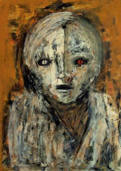 Painting - Duality by Katerina Apostolakou
