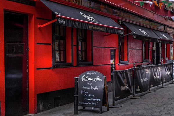 Photograph - Dublin Bar by Georgia Fowler