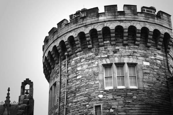 Photograph - Dublin Castle Tower by Sharon Popek