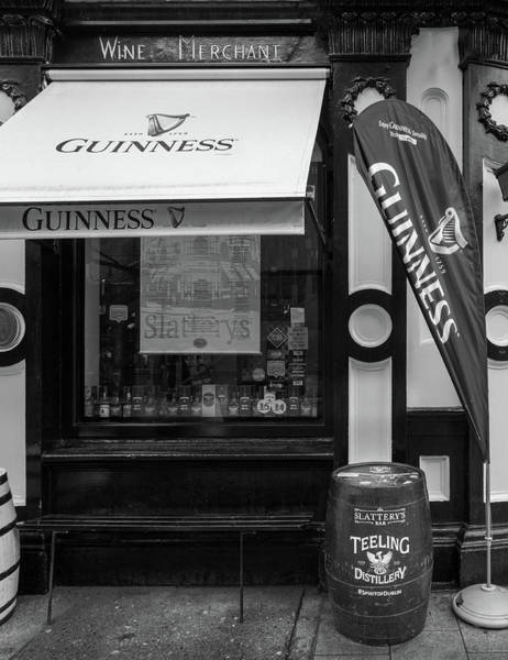 Photograph - Dublin Wine Merchants by Georgia Fowler