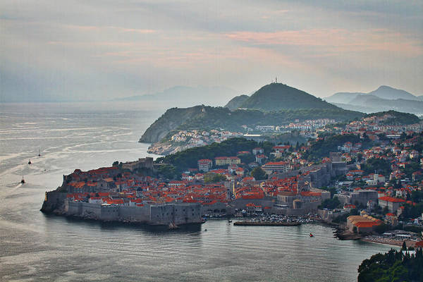 Photograph - Dubrovnik And The Dalmatian Coast by Stuart Litoff