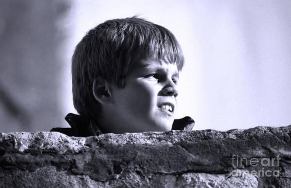 Stari Grad Photograph - Dubrovnik Boy by Morris Keyonzo