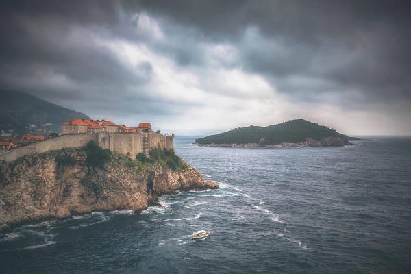 Dubrovnik Photograph - Dubrovnik by Chris Fletcher