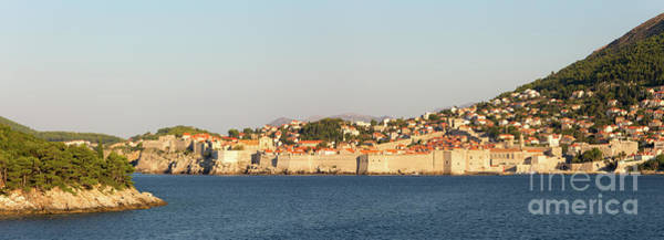 Lokrum Photograph - Dubrovnik From The Sea by Matt Tilghman