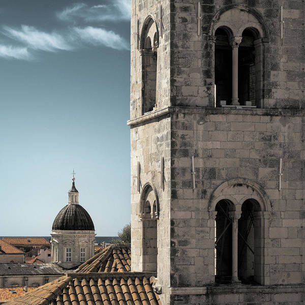 Dubrovnik Photograph - Dubrovnik Old Town by Dave Bowman