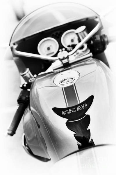 Photograph - Ducati Ps1000le Abstract by Tim Gainey