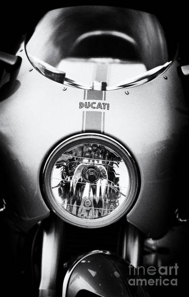 Photograph - Ducati Ps1000le by Tim Gainey