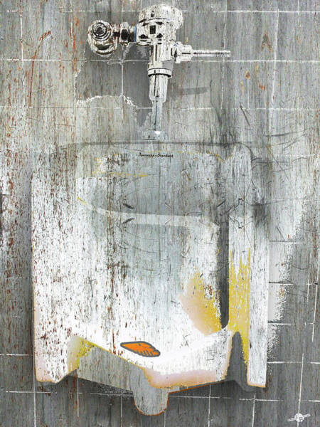 Mixed Media - Duchamp by Tony Rubino