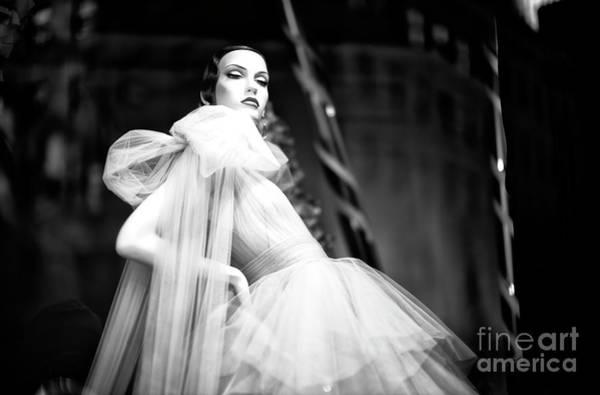 Photograph - Duchess Of 5th Avenue by John Rizzuto