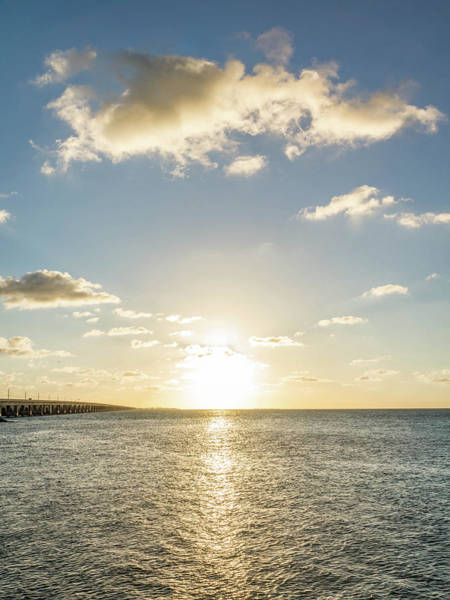 Photograph - Duck Key Sunset by Framing Places