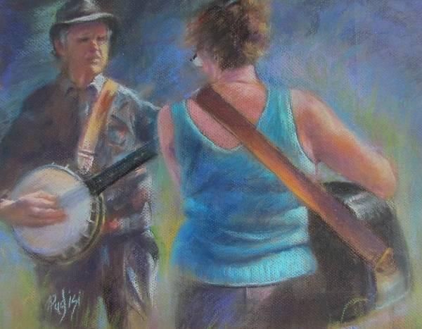 Pastel - Duet by Bill Puglisi