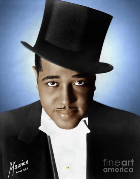 Photograph - Duke Ellington by Granger