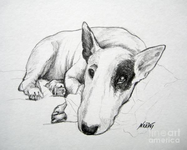 Duke Art Print