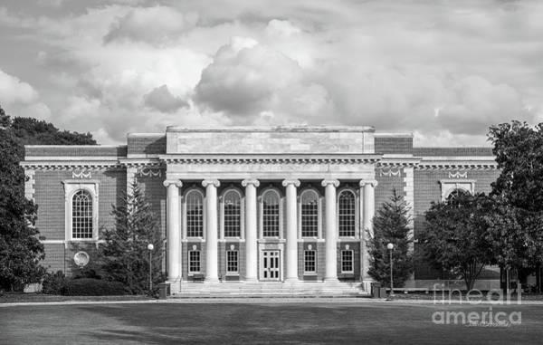 Photograph - Duke University East Campus Union by University Icons