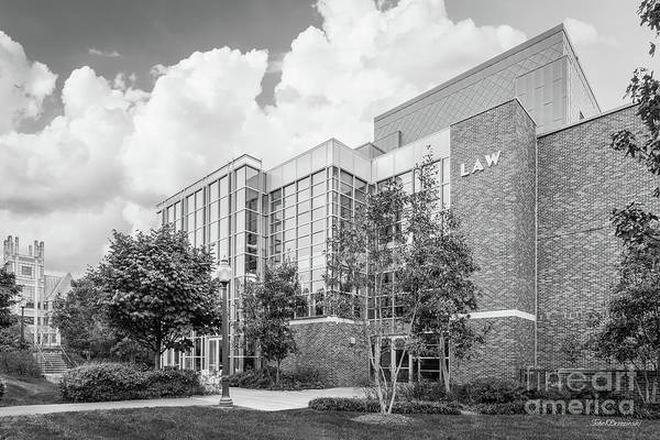 Photograph - Duke University Law School by University Icons