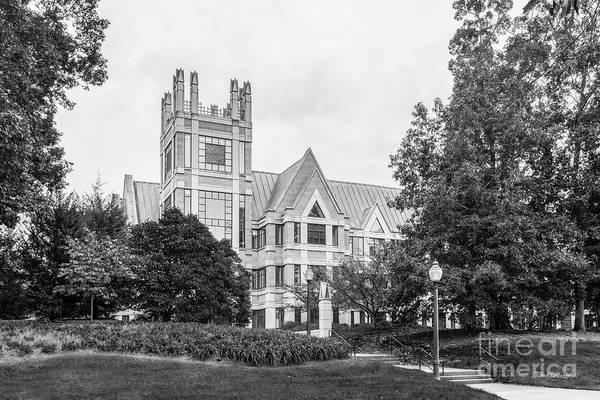 Photograph - Duke University Sanford Institute by University Icons