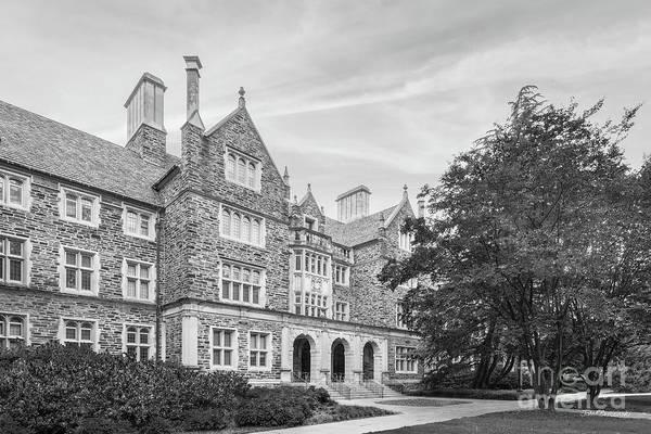 Photograph - Duke University by University Icons