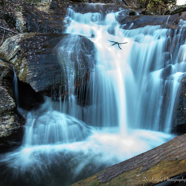 Photograph - Dukes Creek Falls 3 by Dillon Kalkhurst