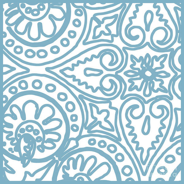 Art Nouveau Wall Art - Painting - Dulce by Mindy Sommers