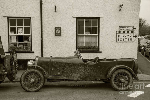 Wall Art - Photograph - Dulverton Vintage  by Rob Hawkins